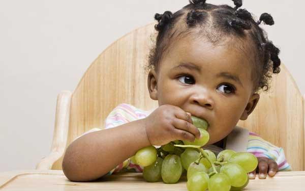Ухудшилось зрение - ешьте виноград