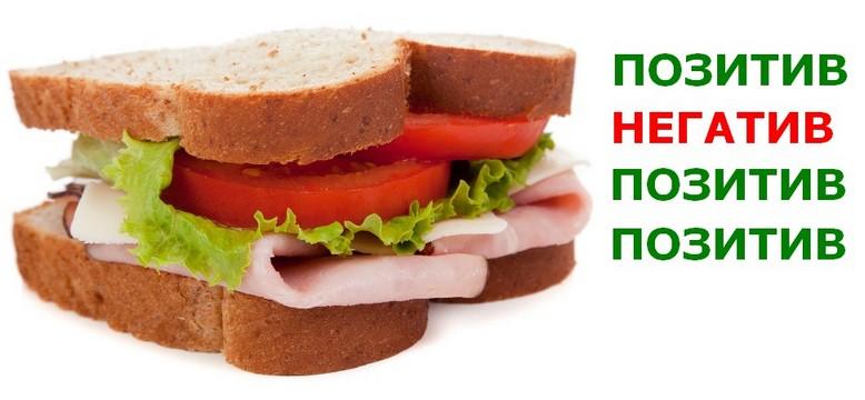 правило бутерброда