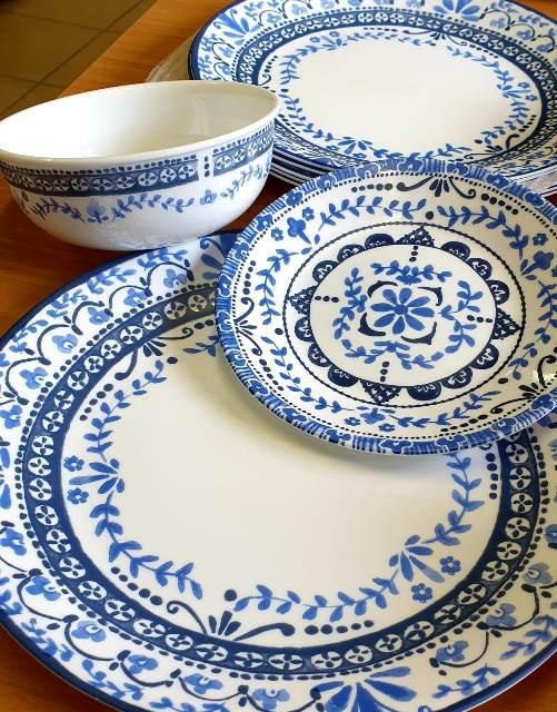 Отчёт о покупке посуды Corelle на американском Амазоне corelle5