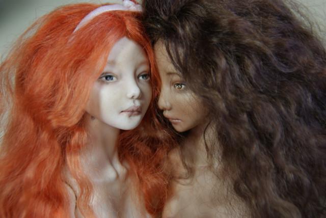 Авторские куклы - разных авторов S640x480