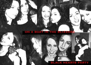 the black hearts party