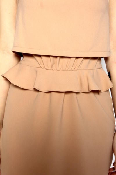 MDS Broadcast Worthy Dress in Nude_5