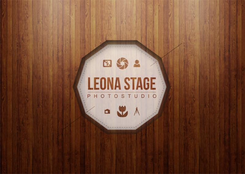 Логотип LeonaStage
