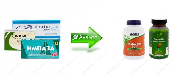 Аналоги аптечных лекарств на iHerb. Часть 2: ohnadi