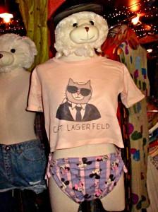 Cat Lagerfeld