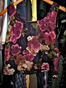 OM Furry Floral