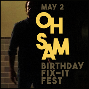 OhSam May 2019 meme banner
