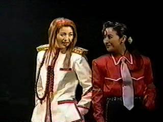 Кирюю Тога и Отори Акио