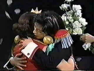 Невеста-Роза и Утэна-Победительница