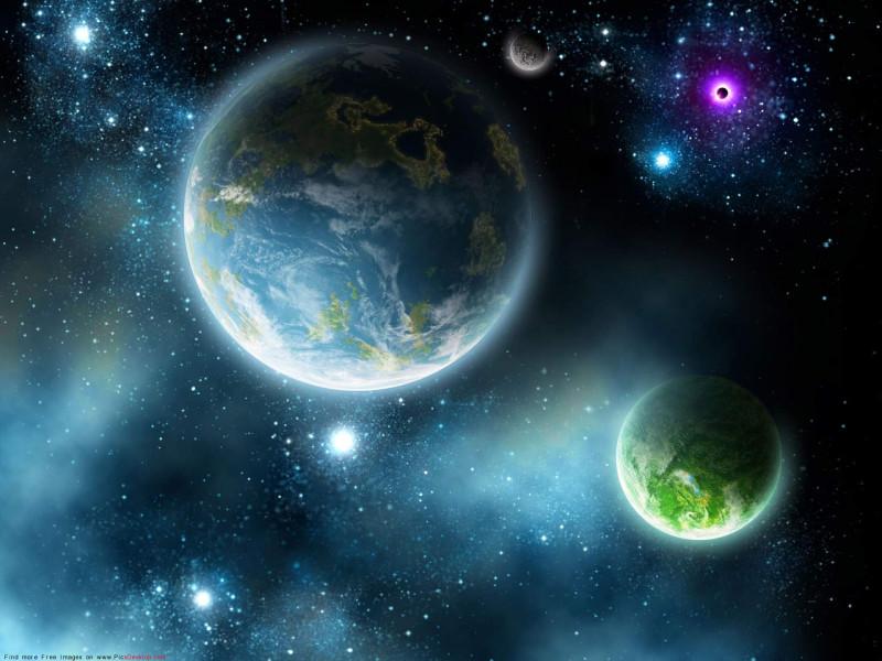 бесполезная землеподобная экзопланета