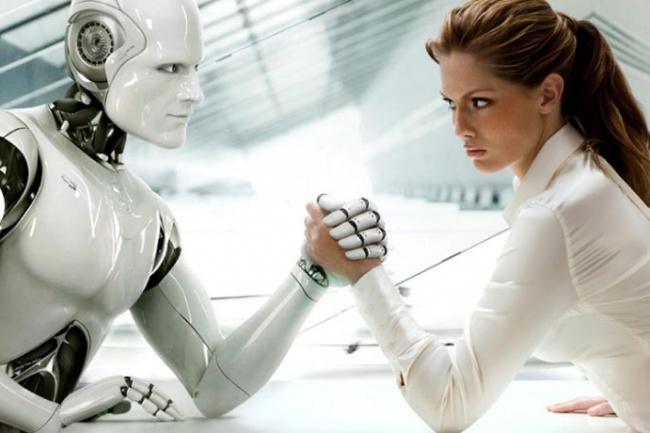 конкуренция с роботами