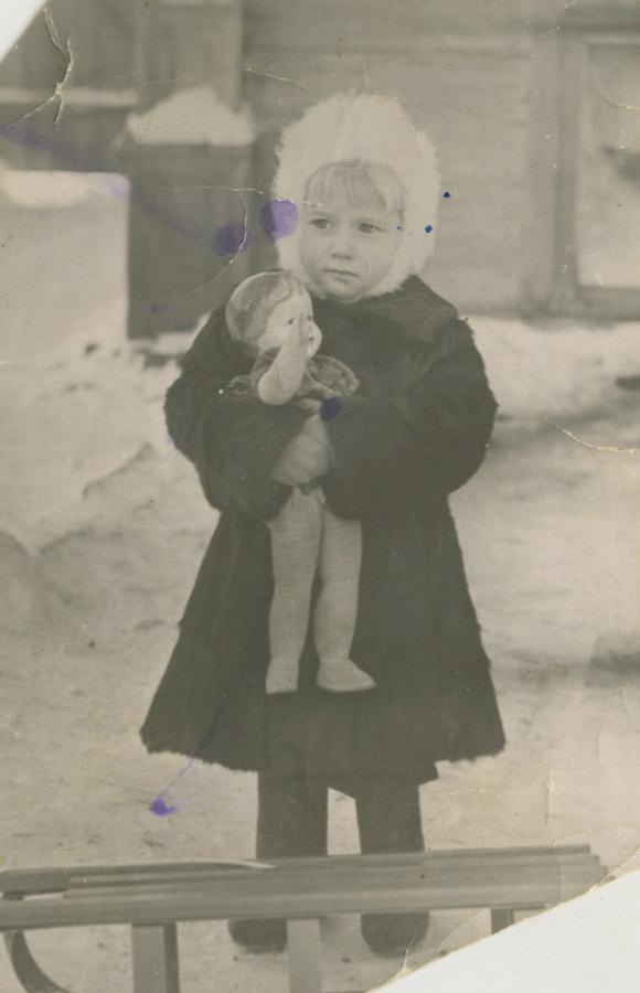 детство_кукла