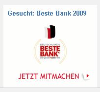 Screenshot Beste Bank
