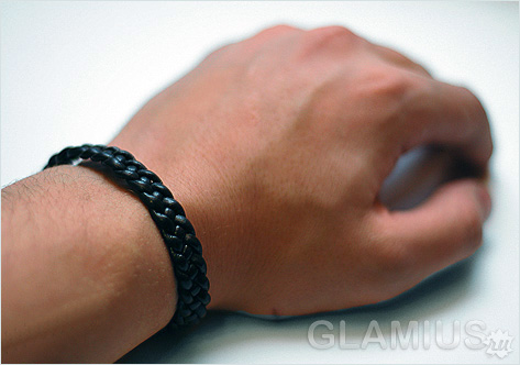 Как сделать браслет парень