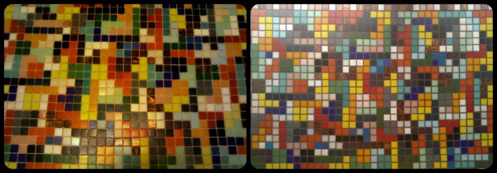 стол из мозаики 3