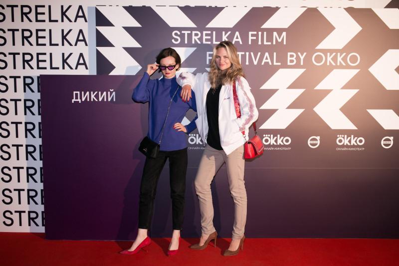 Дневники Strelka Film Festival by Okko: день шестой.