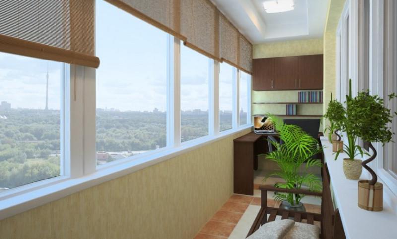 Как правильно застеклить балкон или лоджию - домодел.