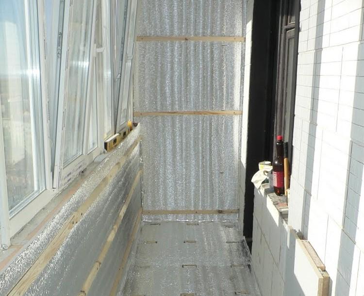 Как сделать холодный балкон теплым? : okna_v_dom.