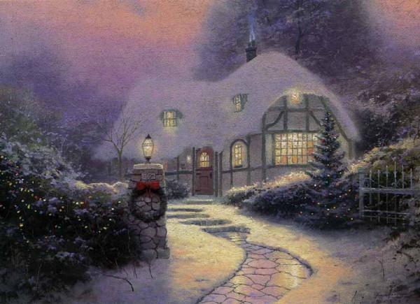 Рождественские окна_1
