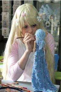 Шарнирная кукла: как сделать игрушку 50