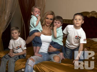 радислав гандапас познакомился с женой