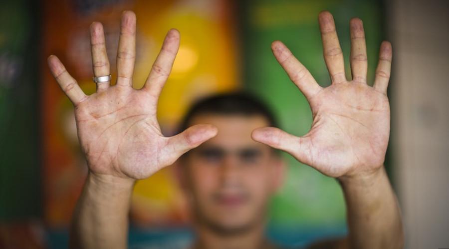 моем руки эбола 1