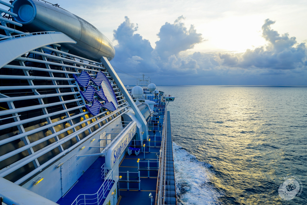 Sapphire Princess Cruises
