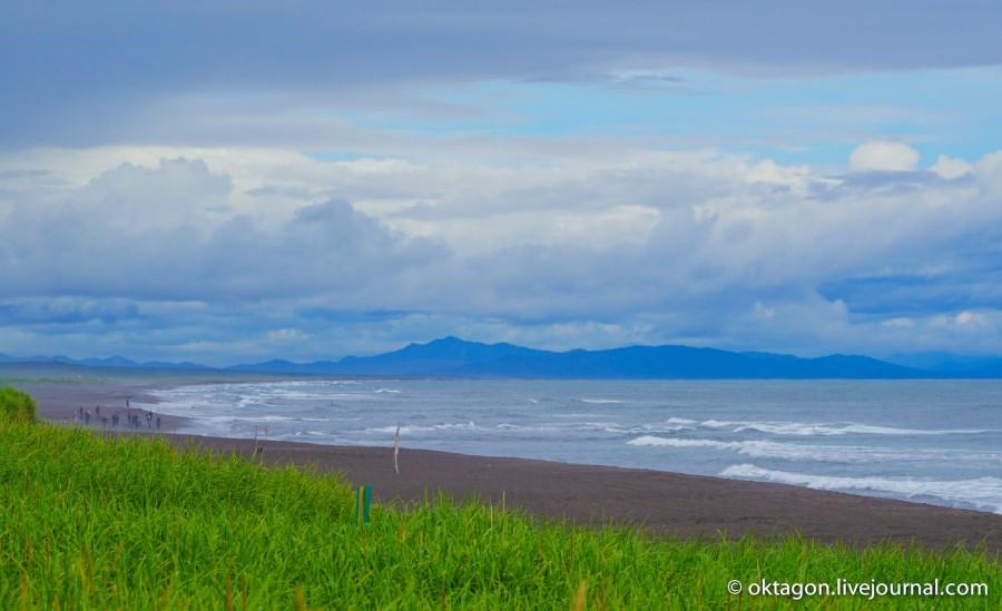 Халактырский пляж_ Камчатка