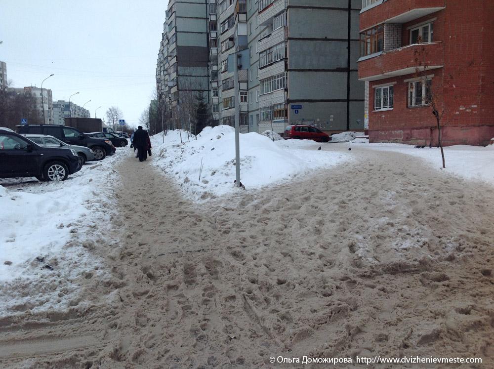 Зимняя дорога на коляске в Вологде (12)
