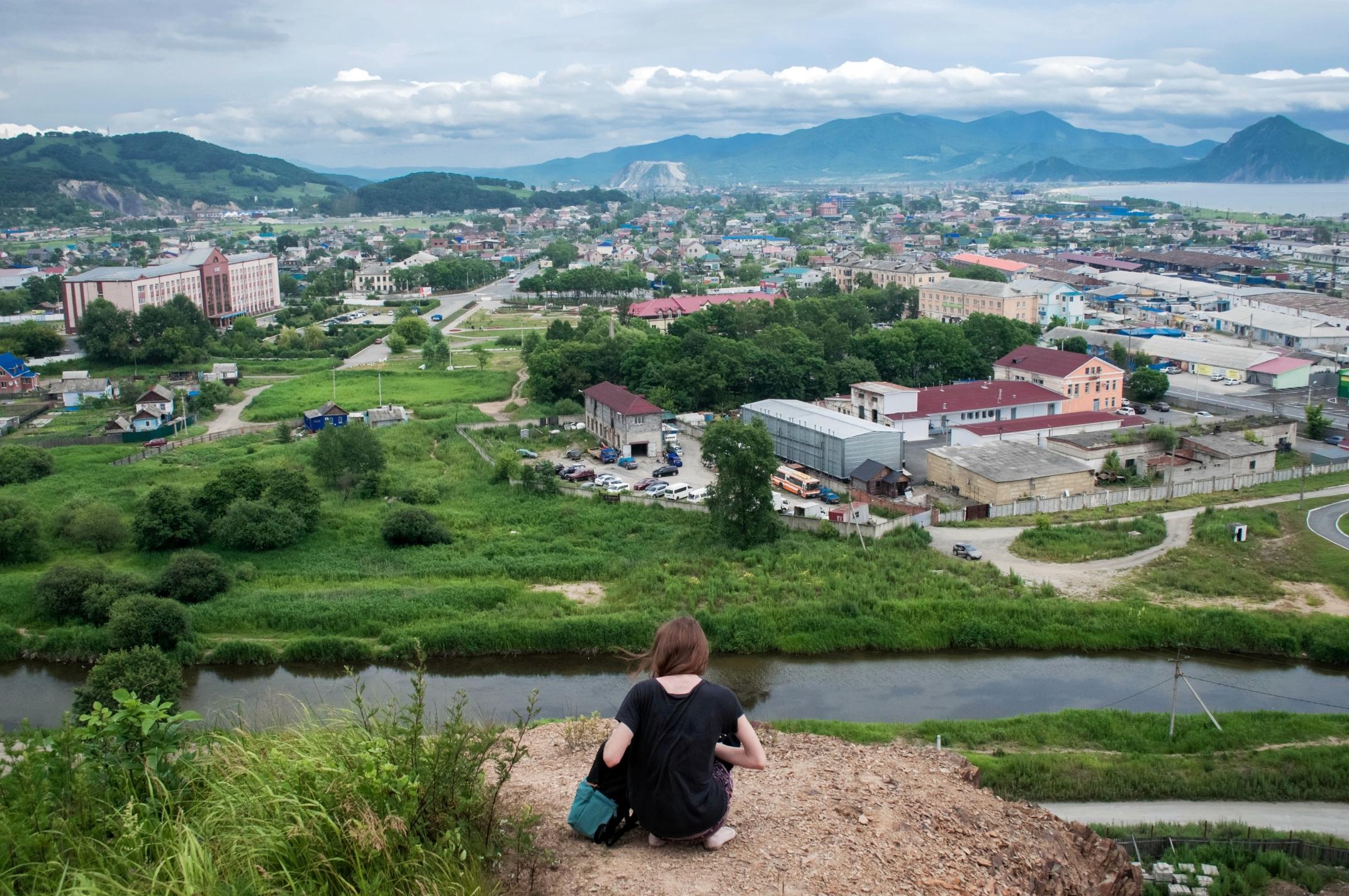 города приморского края фото