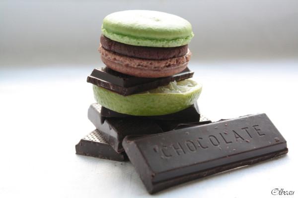 шоколад-лайм