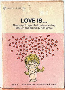 1971 book Love Is