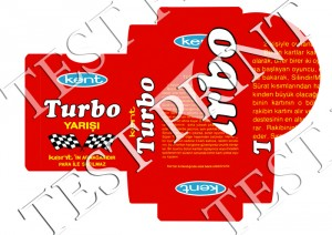 The Box Turbo 1-50 Cards