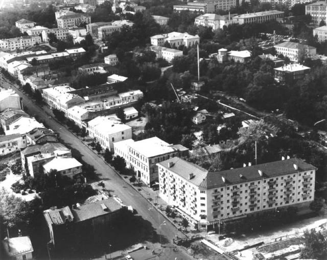 Фотографии Старой Пензы. Улица Нагорная