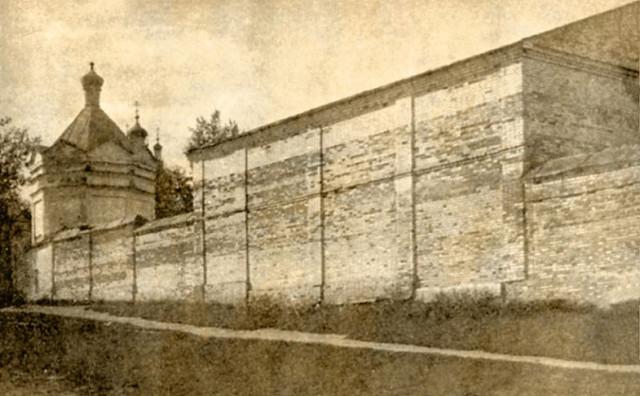 Фотографии Старой Пензы. Троицкий женский монастырь
