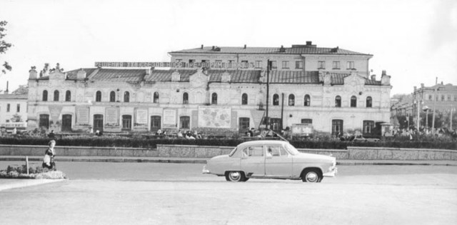 Фотографии Старой Пензы. Базарная площадь.