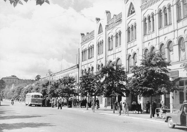 Фотографии Старой Пензы. Улица Рождественская