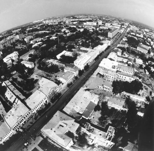 Фотографии Старой Пензы. Улица Московскя