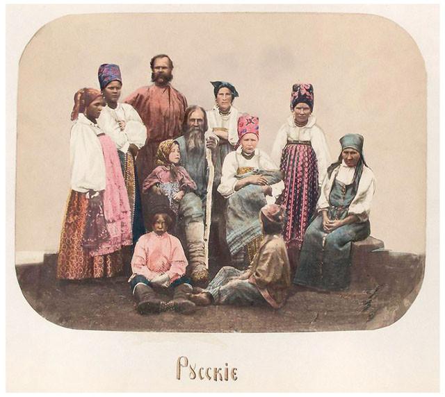 Пензенская губерния и ее население