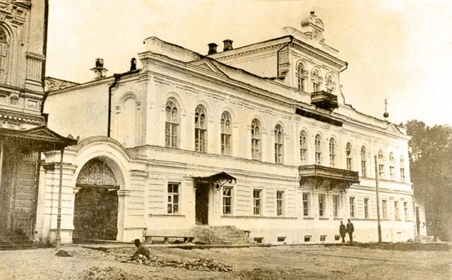 Старой пензы улица дворянская