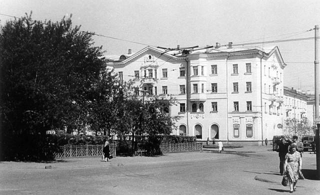 Фотографии Старой Пензы. Улица Володарского.