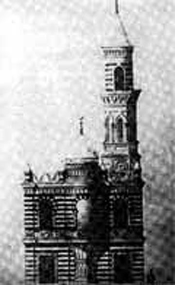 Фотографии Старой Пензы. Улица Предтеченская. Соборная мечеть.