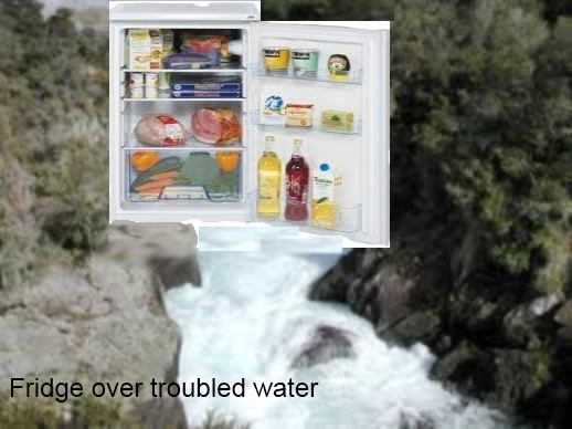 fridge over troubled water