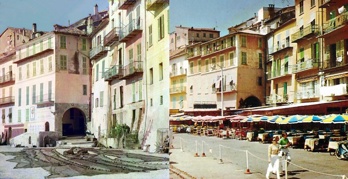 1906-1966 Вильфранш-сюр-Мер