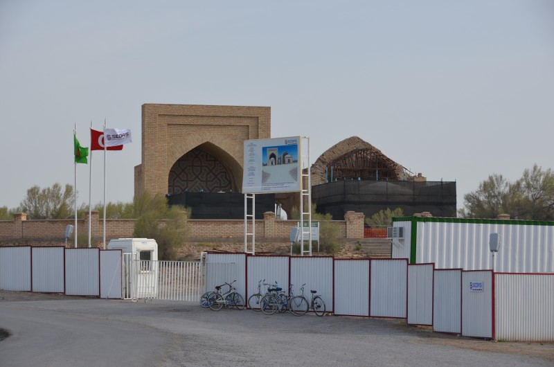 2015 Askhab mausoleums