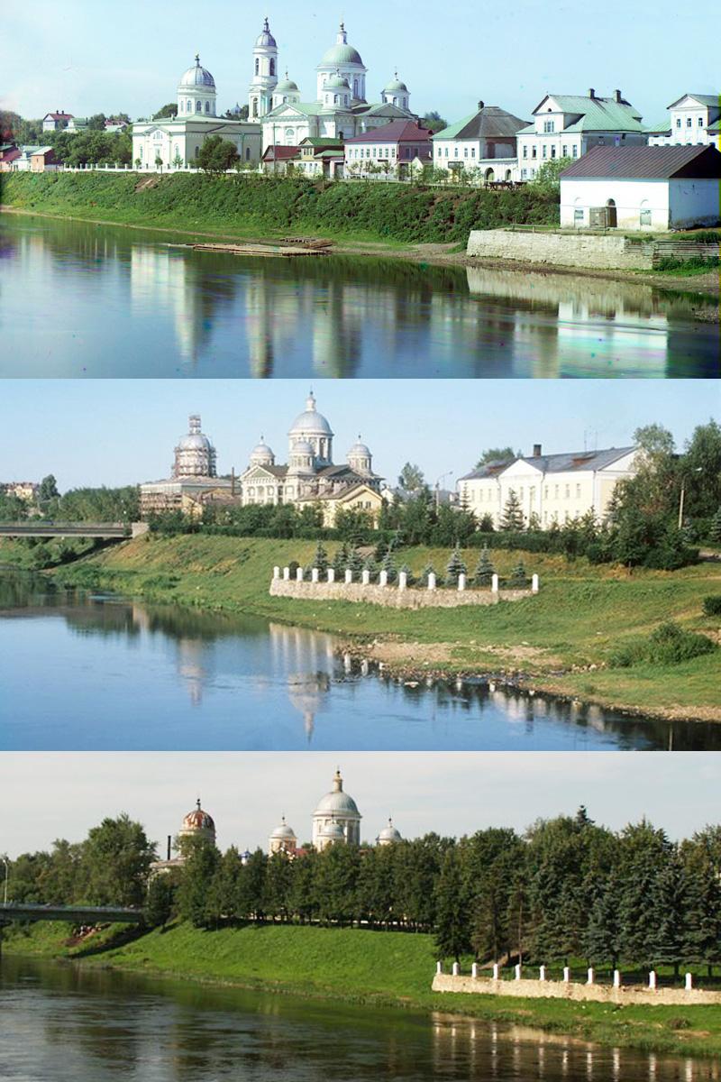 Торжок 1910-1979-2003