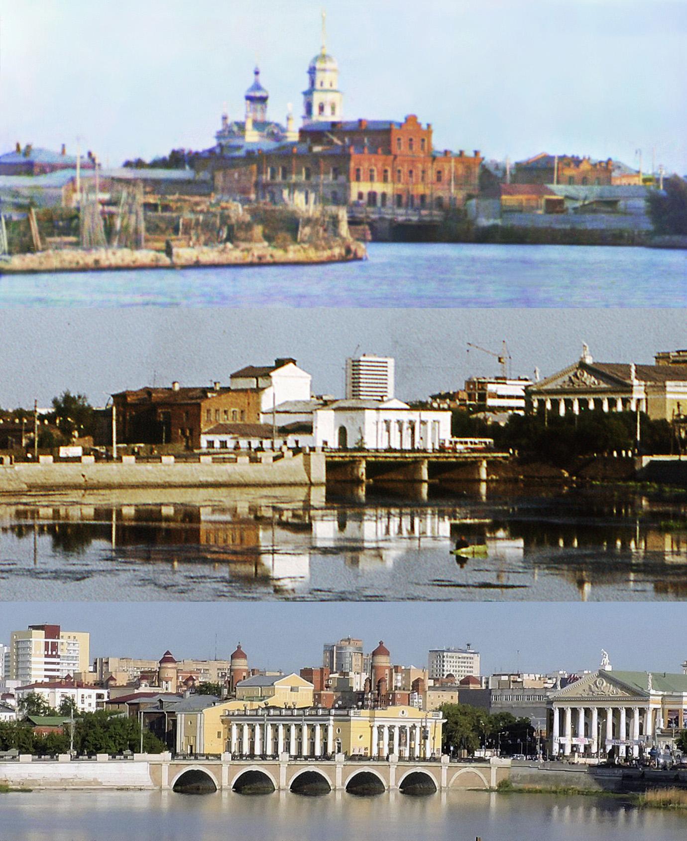 Челябинск 1909-1970е-2016