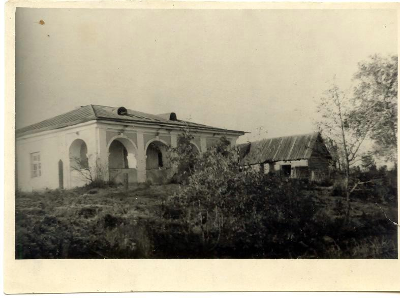 1960е Караулка на пятом километре Старого канала