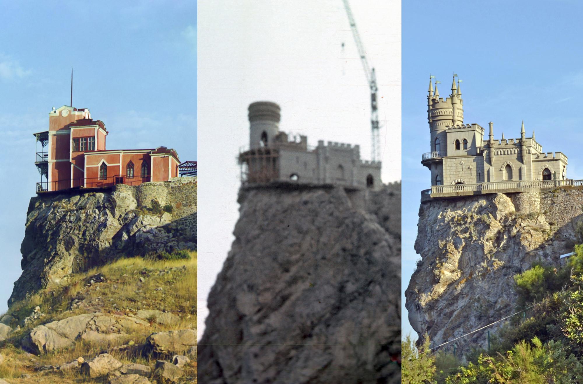 Ласточкино гнездо 1904-1968-2018