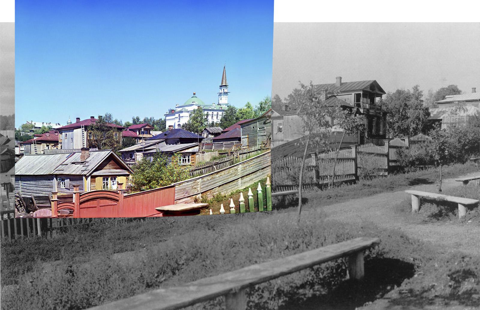 Уфа. Первая соборная мечеть